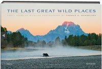 The Last Great Wild Places book cover